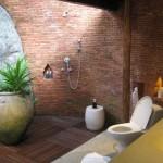 Bathroom at Kamalayas