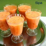 Detox Smoothie Poland: The Fresh Dream in orange