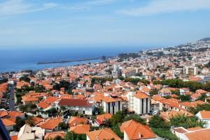 Funchal la capitale de Madère