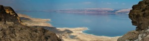 Jordan Dead Sea Panoramic View