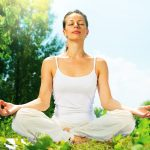 Get the energy from yoga for restful sleep