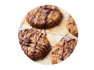 Oat & Nut Cookies