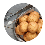 Aurveda-Style Christmas Cookies with Cardamom