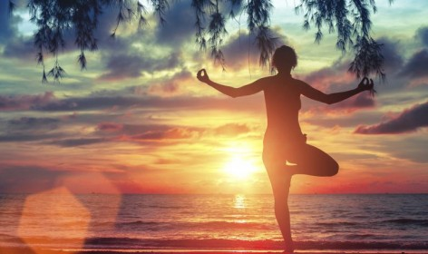 Yoga UNESCO Beach