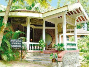Kairali- The ayurvedic healing village