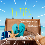 15 Tips for Travelling with Diabetes