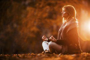 Meditation in Autumn