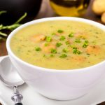 Healthy, Hearty and Delicious Autumn Potato Soup