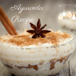 Healthy Ayurvedic Recipe For The Holidays