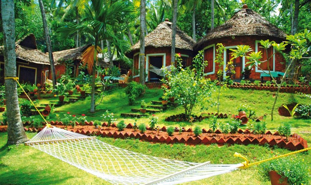 Somatheeram Ayurveda Centre Deluxe Cottages in Kerala, India