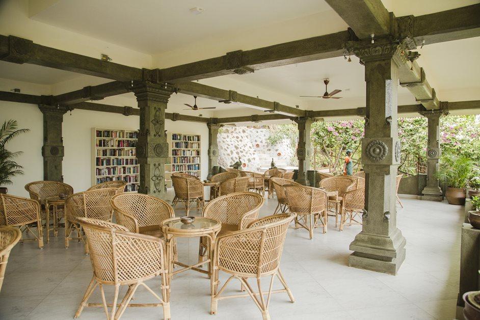 Somatheeram Open Air Lounge, Kerala, India