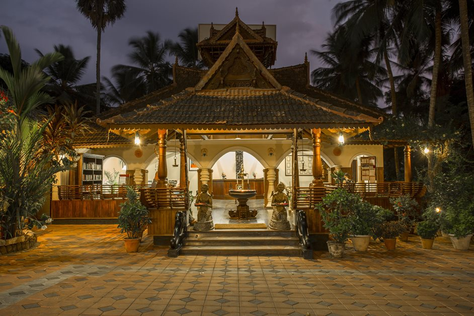 Somatheeram Health Resort in India