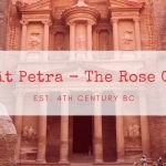 Visit Petra – The Rose City of Jordan