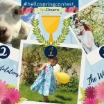 The Winners of the #HelloSpringContest 2018!