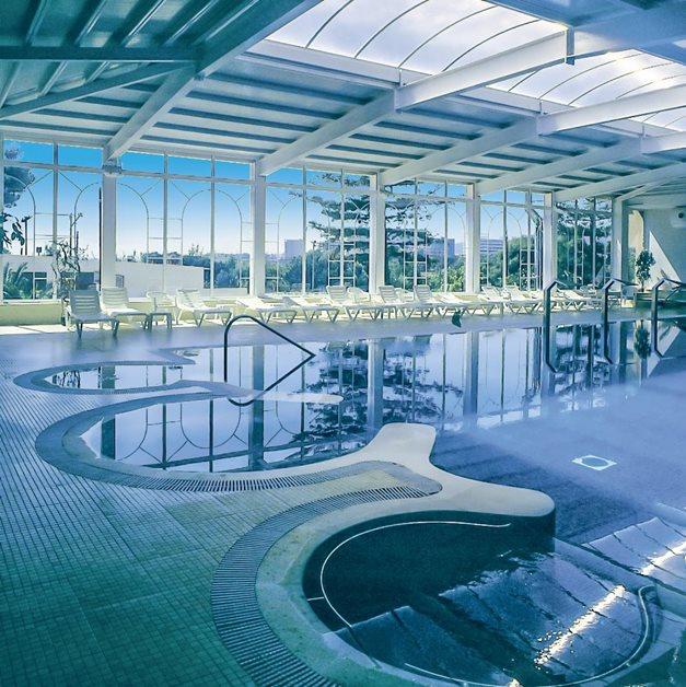 Thalasso Hotel Termas Marinas
