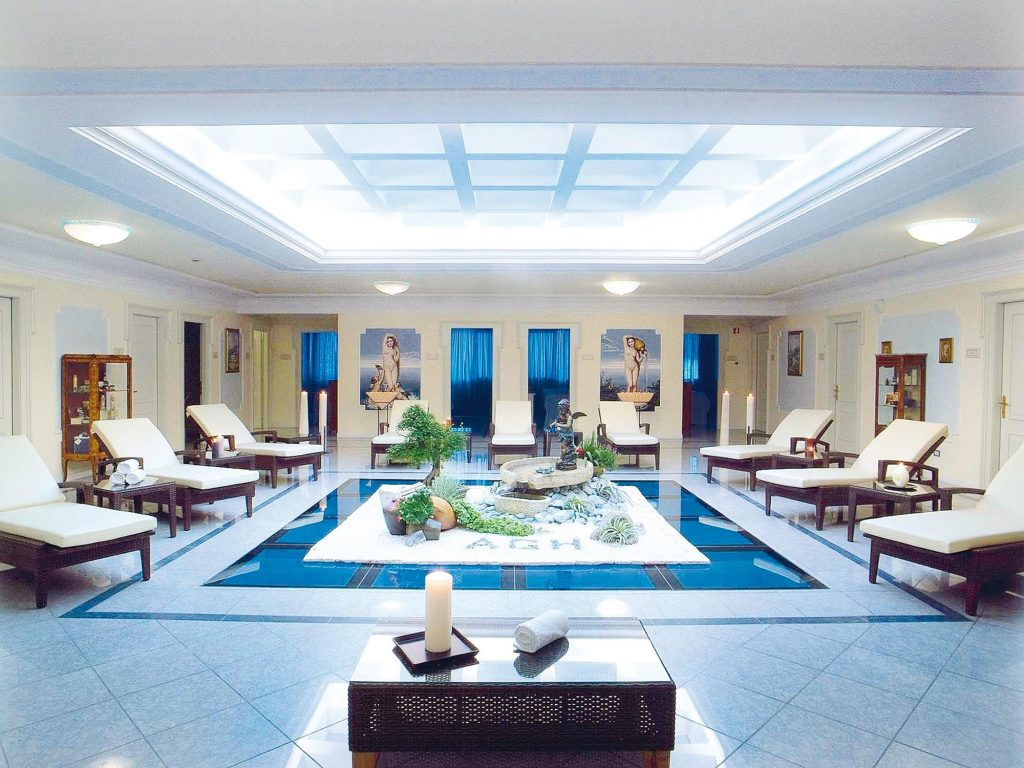 Abano Grand Hotel, one of the best spa hotels in Italy