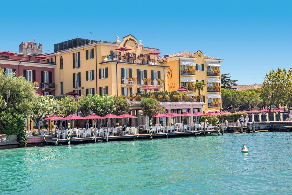 Hotel Sirmione & Promessi one of the best spa hotels in Italy
