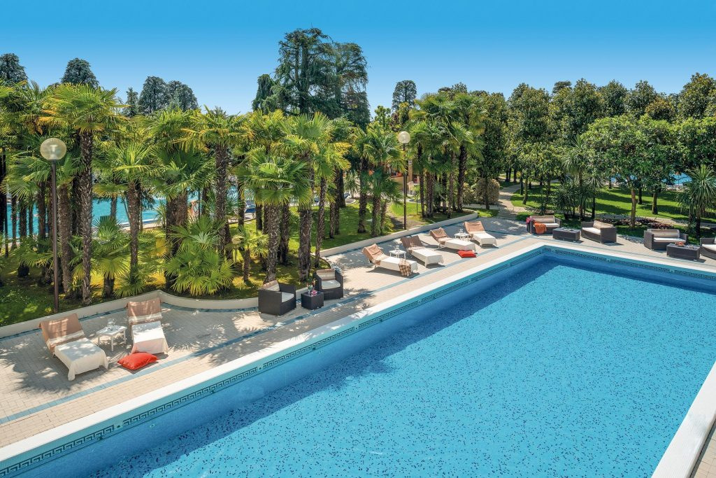 Hotel Terme Metropole one of the best spa hotels in Italy