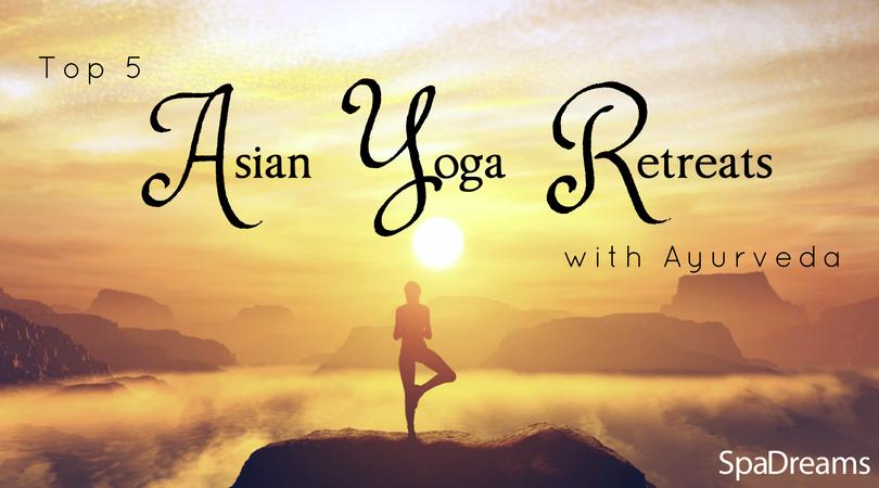 Asian Yoga Retreats spadreams