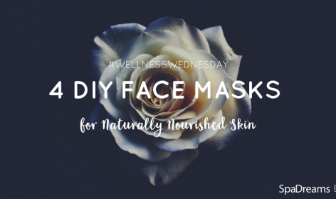 4 DIY Vegan Facemasks for Naturally Nourished Skin