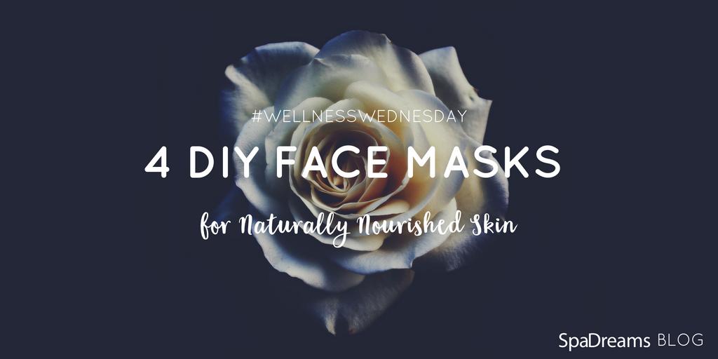 4 DIY Vegan Facemasks for Naturally Nourished Skin