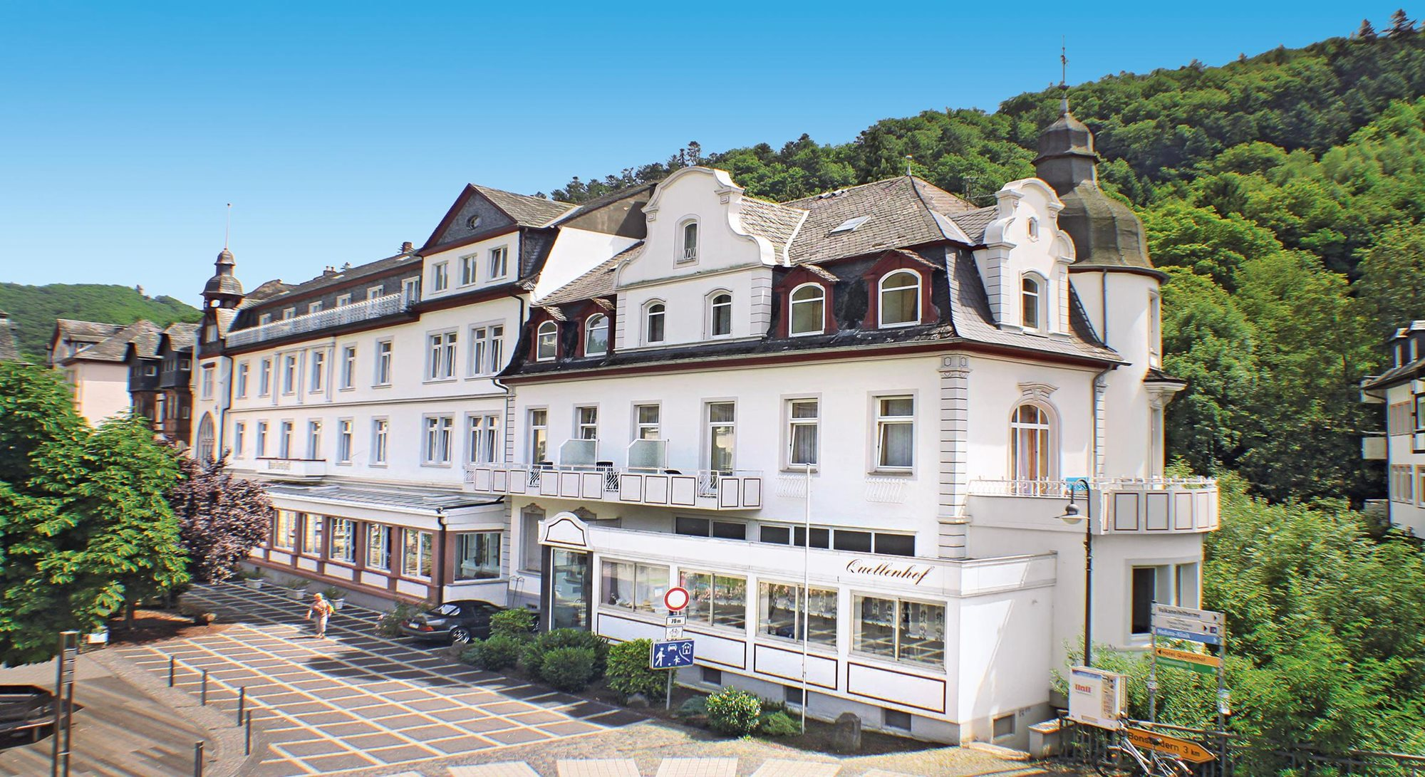 Kurhotel Quellenhof, fasting for arthritis, SpaDreams