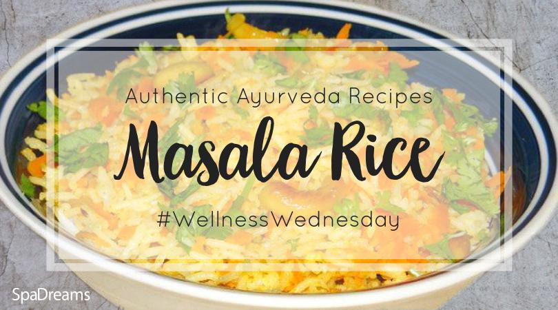Masala rice header image