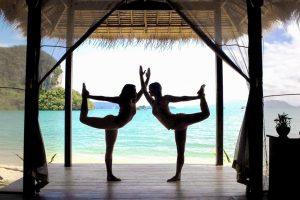 paradise kohyao yoga