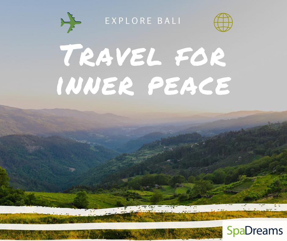 Bali - Travel for Inner Peace