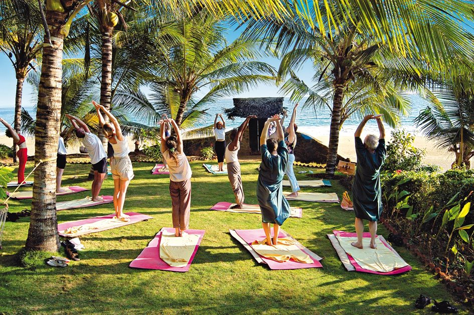 Soma Manaltheeram Yoga India