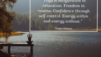Yoga Quote for blog