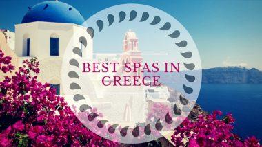 best spas in greece