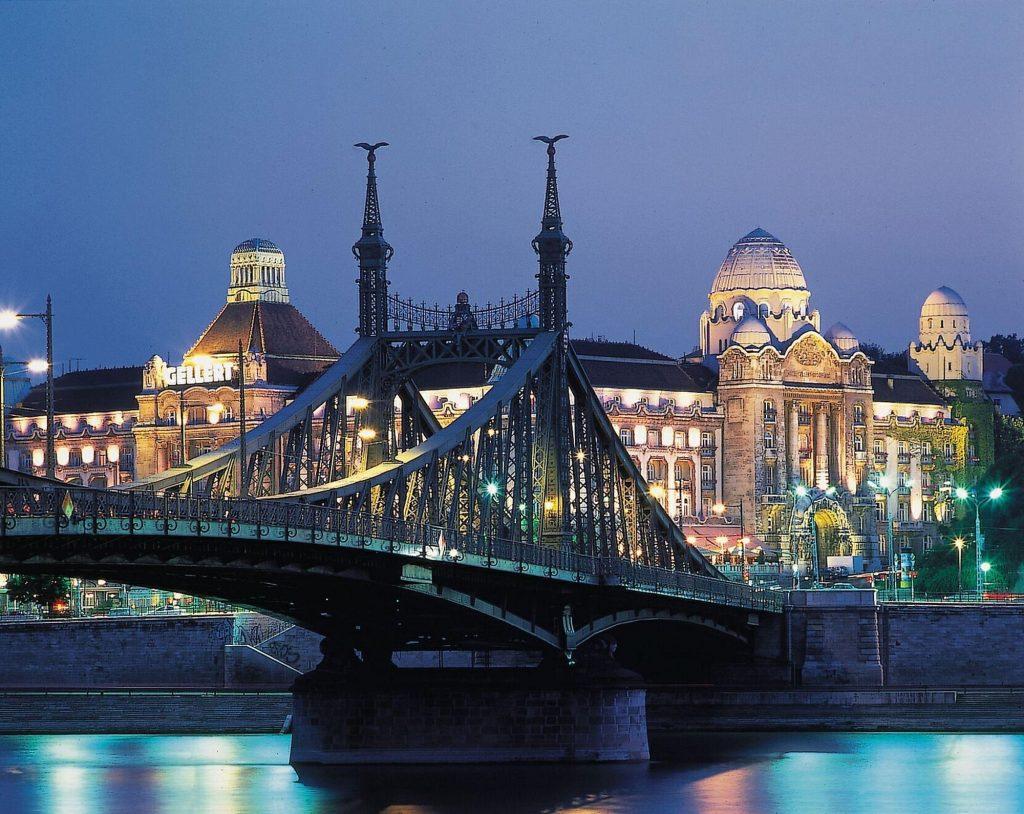 Danubius hotel in budapest