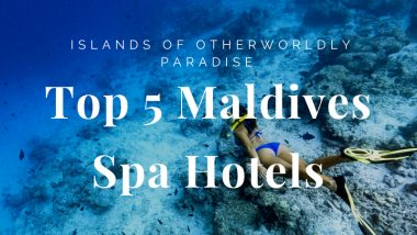 Spa hotels in the Maldives