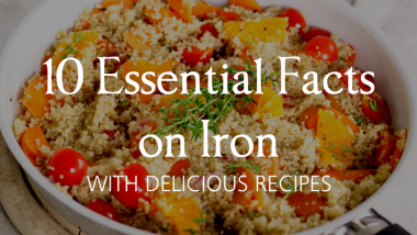10 Essential Facts on Iron