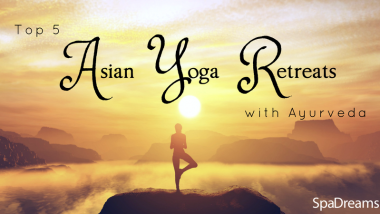 Asian Yoga Retreats spadreams