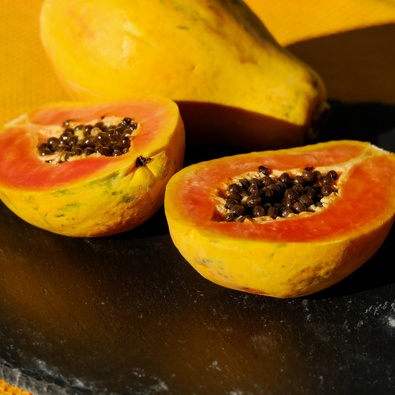 4 DIY Vegan Facemasks for Naturally Nourished Skin Papaya