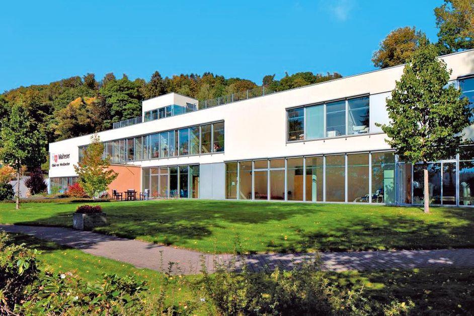 Picture of the Malteser Klinik von Weckbecker in Germany