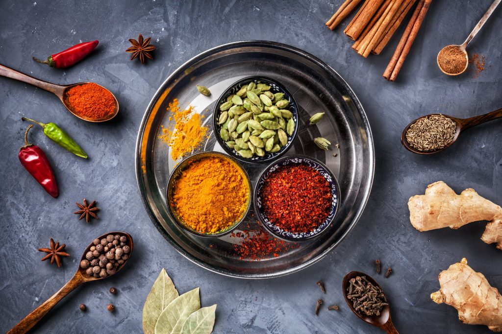 Different herbs that are used in Ayurveda for weight loss